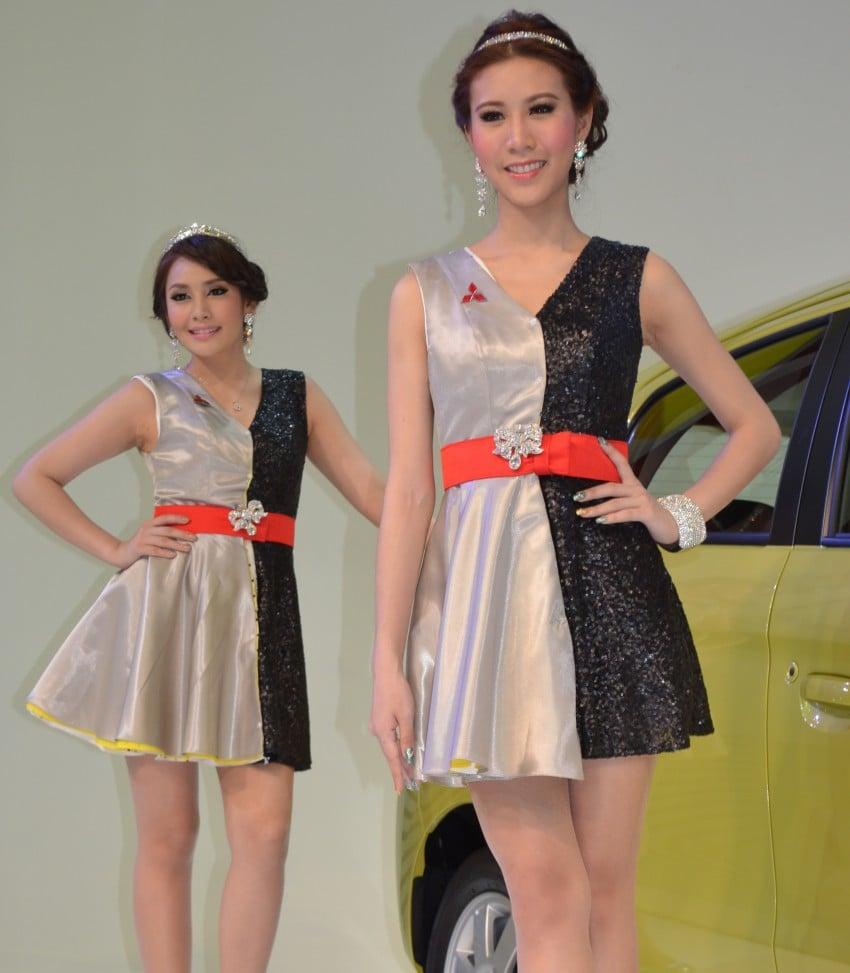 2012 Thai Motor Expo – the ladies wrap it up Image #144538