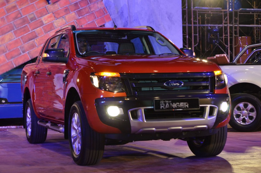 Ford Ranger T6 launched – RM90k to RM117k Image #114910