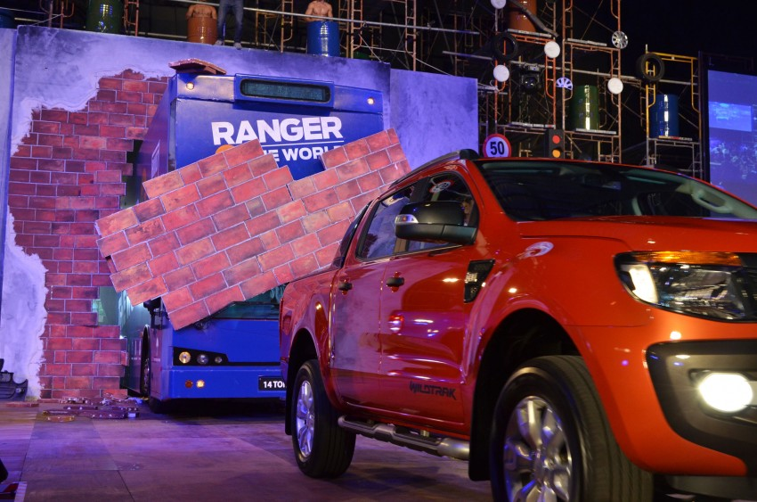 Ford Ranger T6 launched – RM90k to RM117k Image #114911