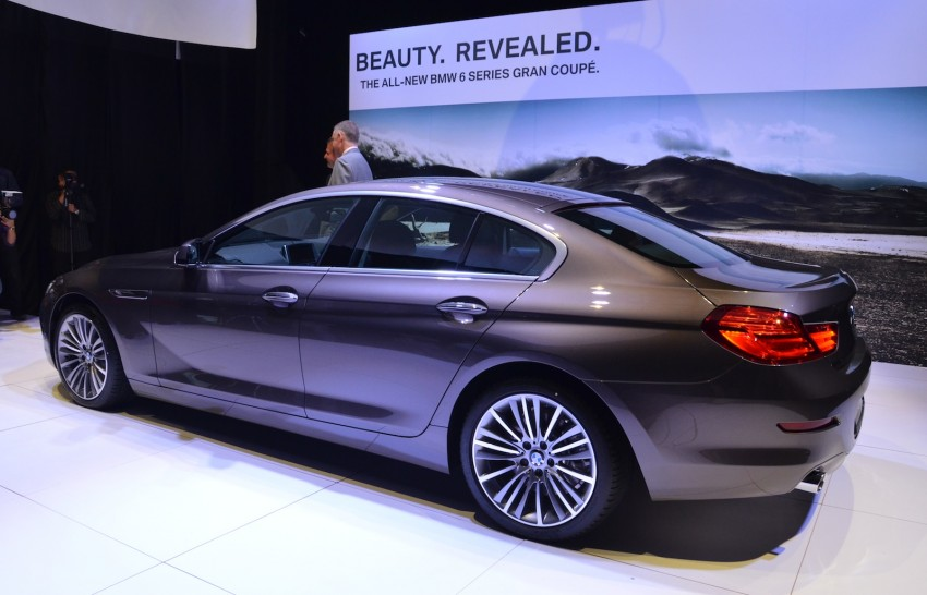 BMW 640i Gran Coupe launched: RM788,800 Image #115106