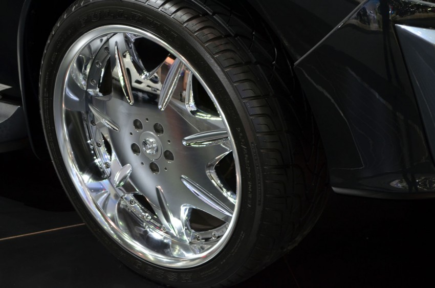 Thai Motor Expo: Mazda BT-50 Thrilling with the bling Image #143509