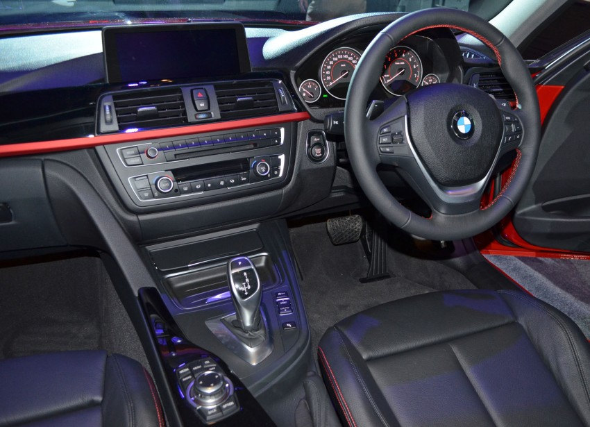 BMW F30 3-Series launched – 335i, 328i, 320d Image #95393