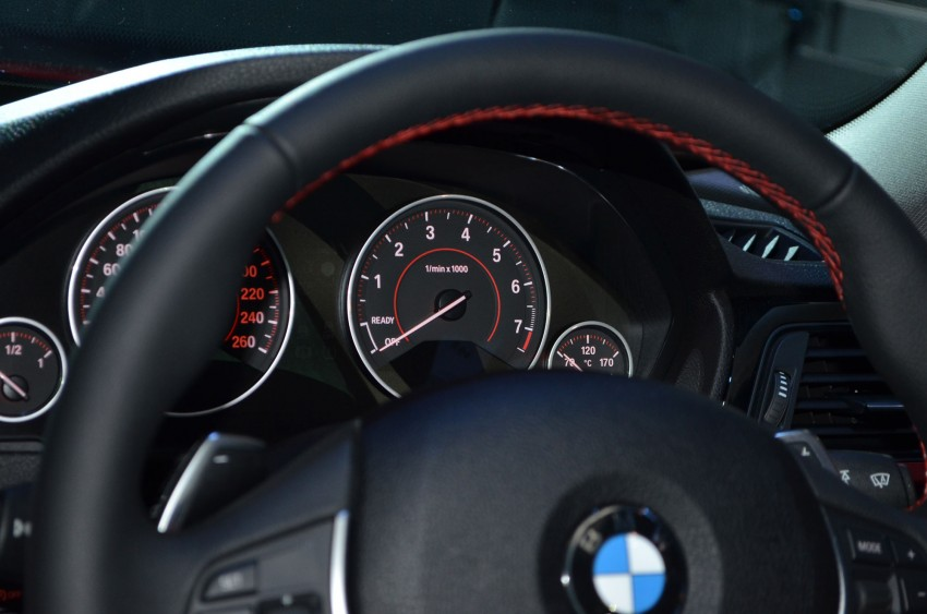BMW F30 3-Series launched – 335i, 328i, 320d Image #95394