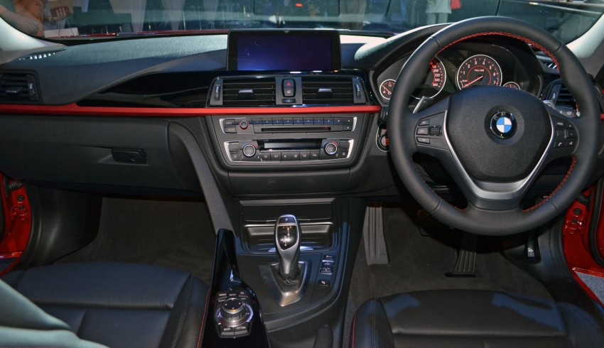 BMW F30 3-Series launched – 335i, 328i, 320d Image #95395