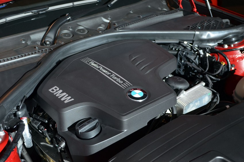 BMW F30 3-Series launched – 335i, 328i, 320d Image #95396