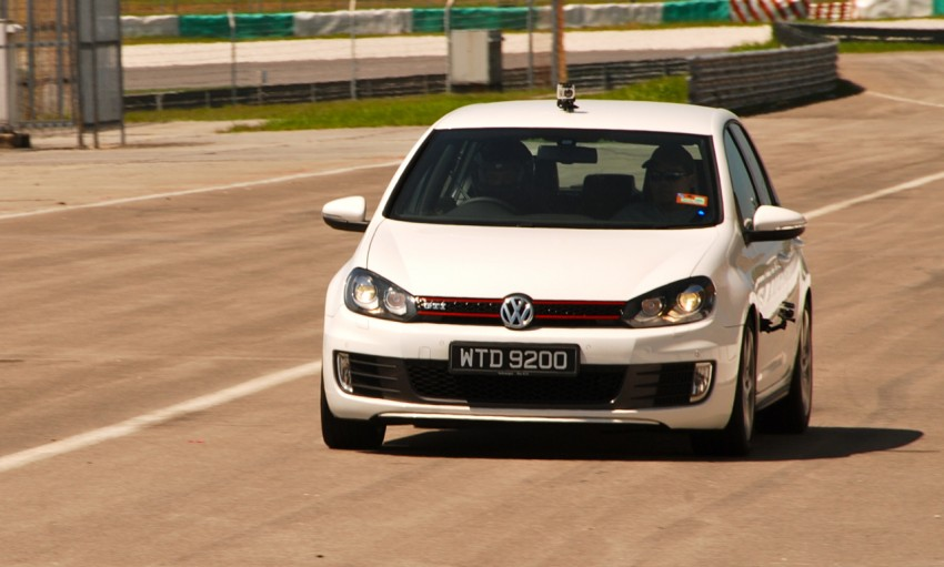Volkswagen Golf GTI Mk6 Test Drive Review Image #155725