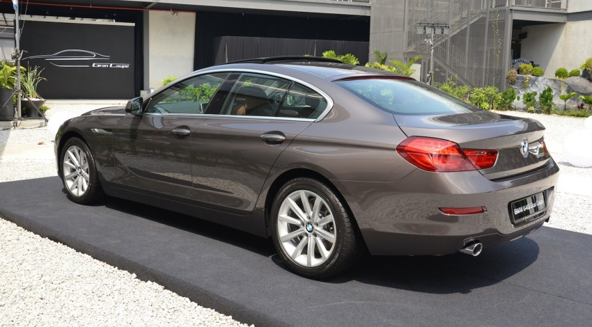 BMW 640i Gran Coupe launched: RM788,800 Image #115124