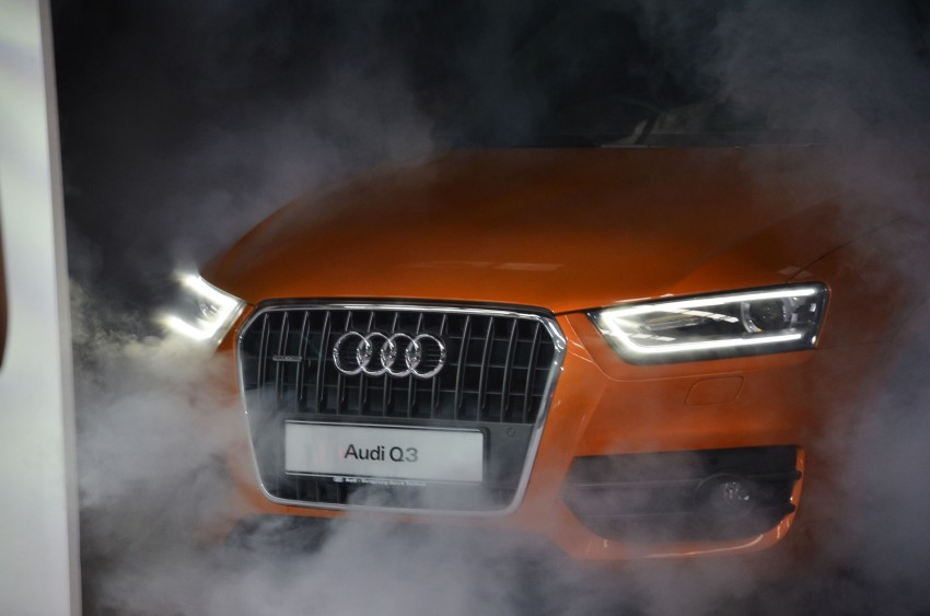 Audi Q3 launched – 2.0 TFSI, 170 hp, RM258k Image #115188