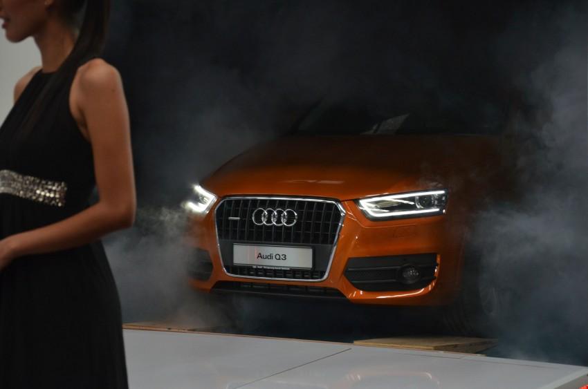 Audi Q3 launched – 2.0 TFSI, 170 hp, RM258k Image #115189