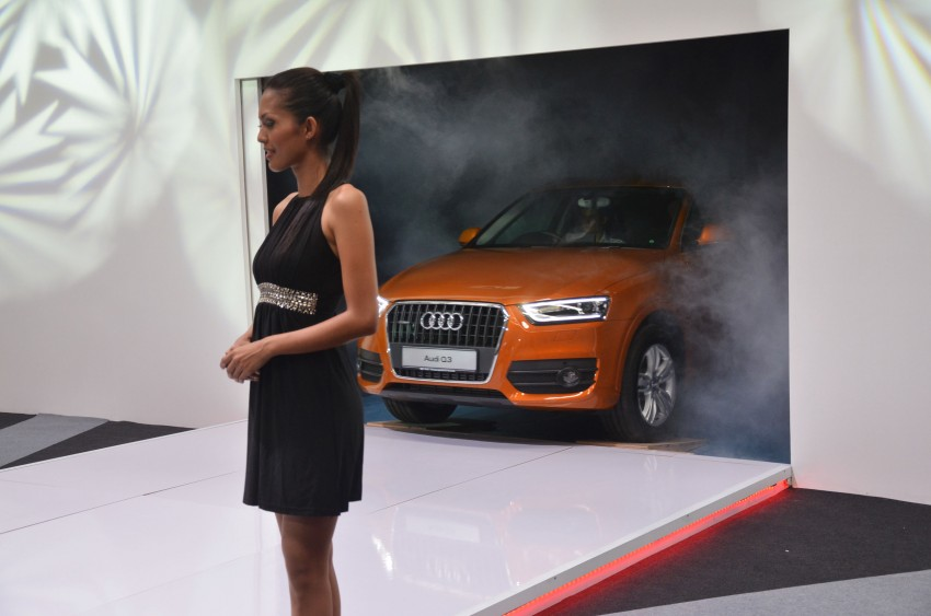 Audi Q3 launched – 2.0 TFSI, 170 hp, RM258k Image #115190