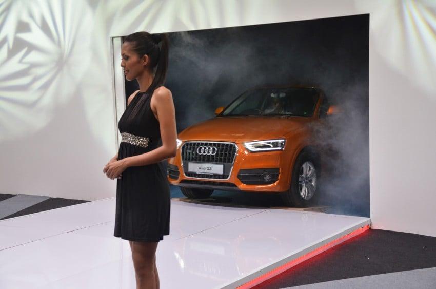 Audi Q3 launched – 2.0 TFSI, 170 hp, RM258k Image #115190