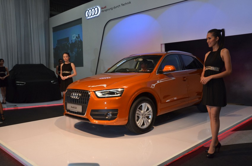Audi Q3 launched – 2.0 TFSI, 170 hp, RM258k Image #115191
