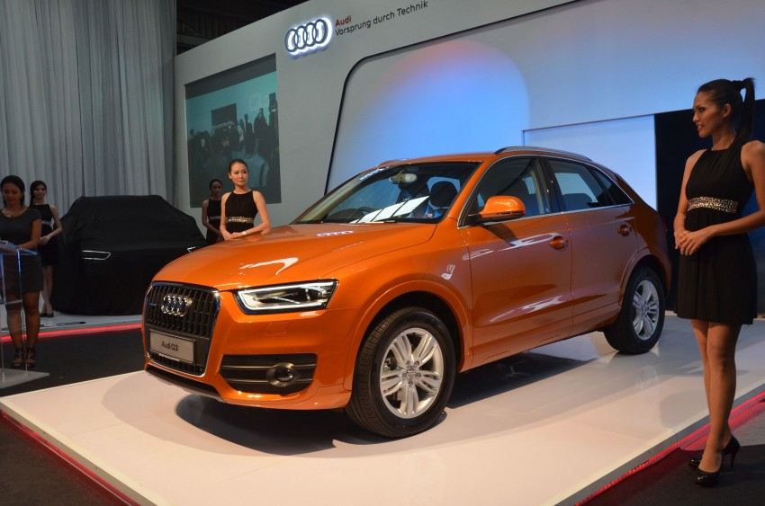 Audi Q3 launched – 2.0 TFSI, 170 hp, RM258k Image #115192