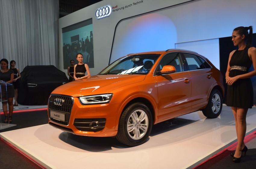 Audi Q3 launched – 2.0 TFSI, 170 hp, RM258k Image #115192