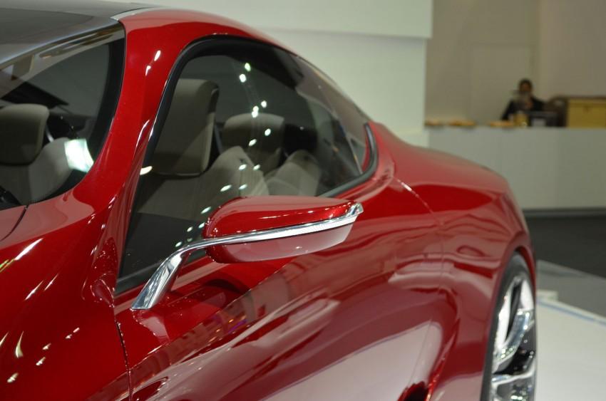 Thai Motor Expo: Lexus LF-LC Concept visits BKK Image #144234
