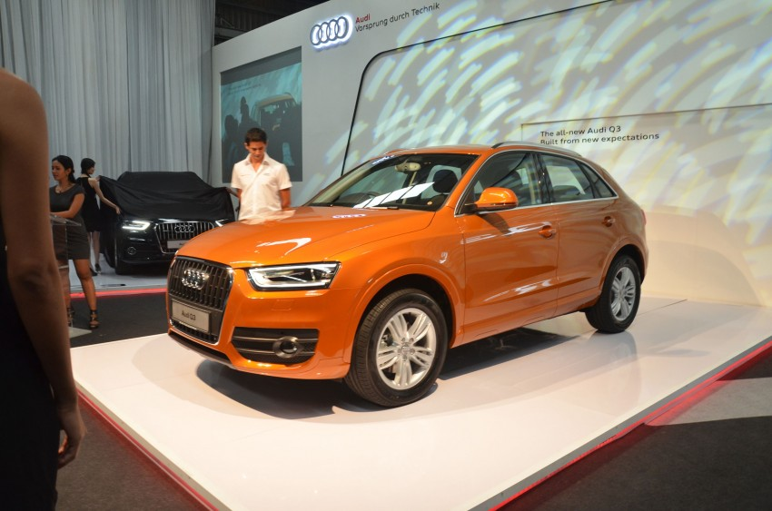 Audi Q3 launched – 2.0 TFSI, 170 hp, RM258k Image #115195