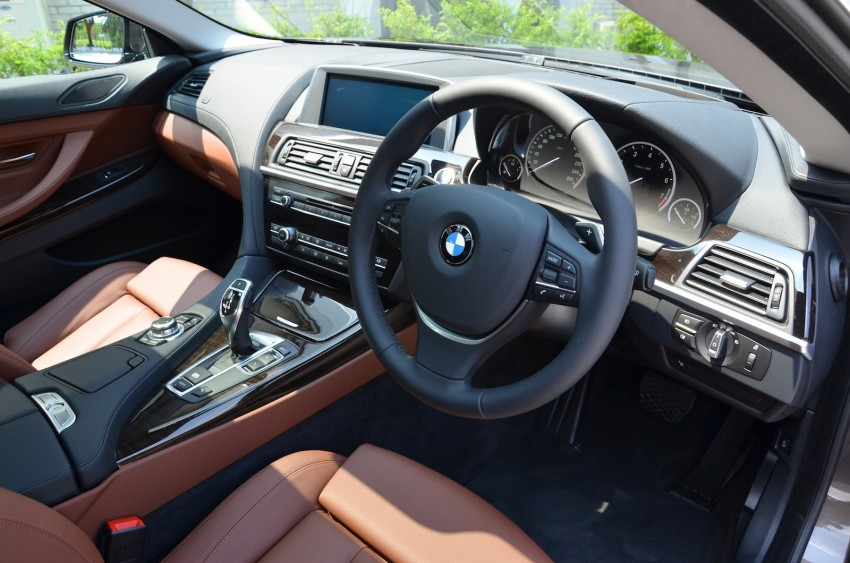 BMW 640i Gran Coupe launched: RM788,800 Image #115135