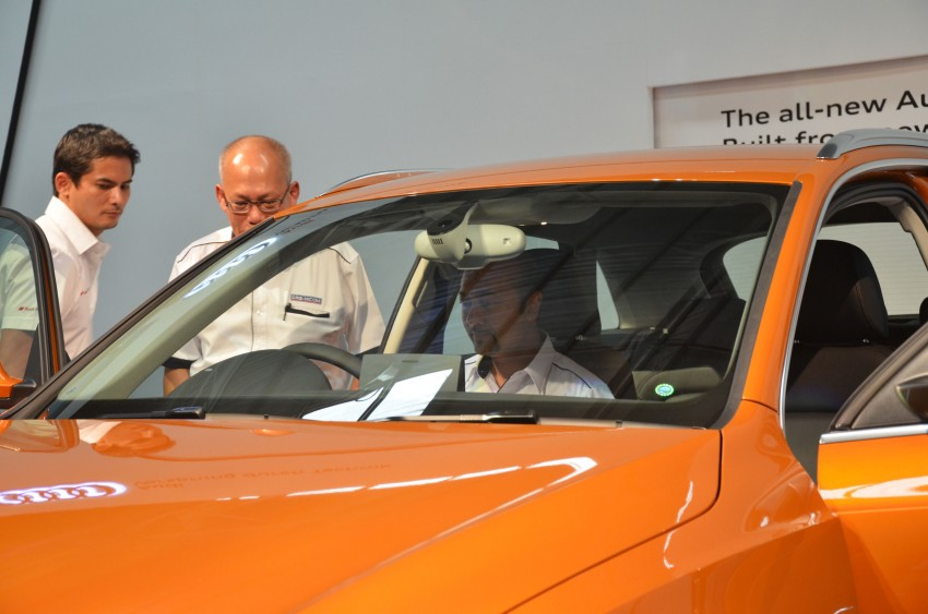 Audi Q3 launched – 2.0 TFSI, 170 hp, RM258k Image #115198