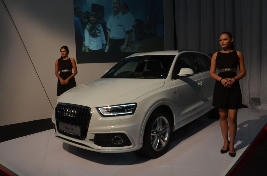 Audi Q3 launched – 2.0 TFSI, 170 hp, RM258k Image #115199