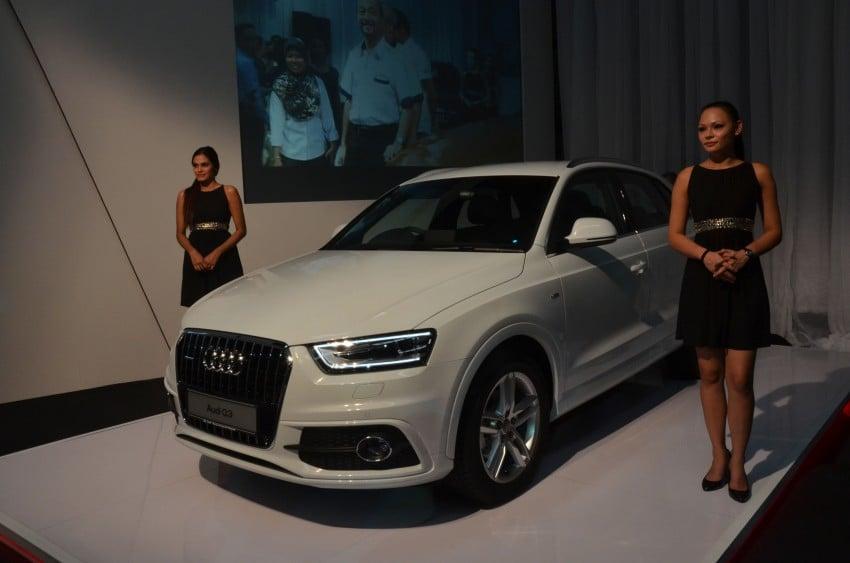 Audi Q3 launched – 2.0 TFSI, 170 hp, RM258k Image #115199