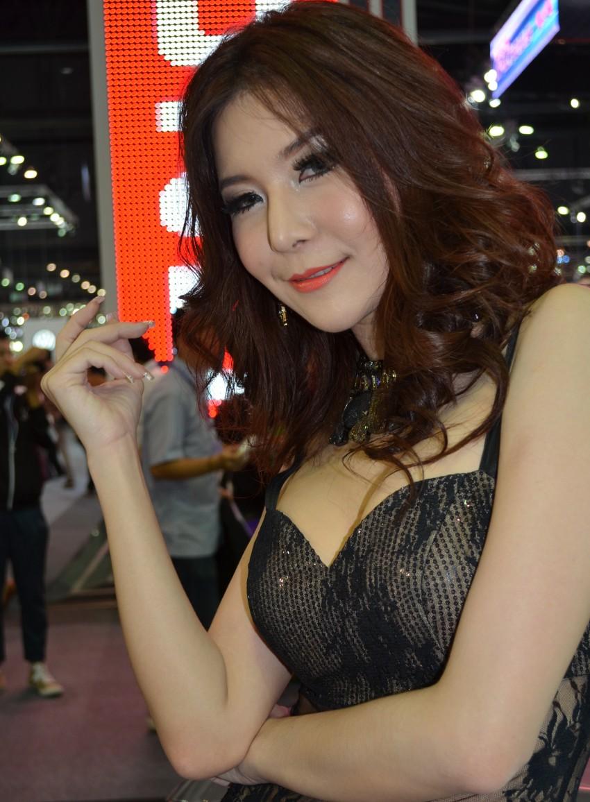 2012 Thai Motor Expo – the ladies wrap it up Image #144566