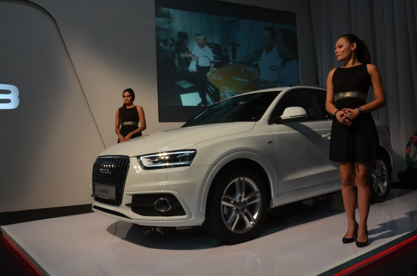Audi Q3 launched – 2.0 TFSI, 170 hp, RM258k Image #115200