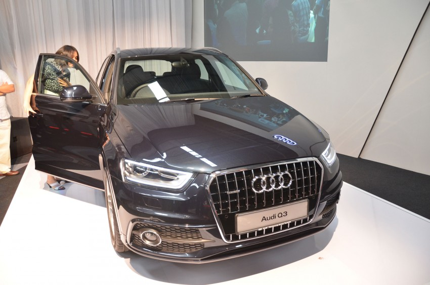 Audi Q3 launched – 2.0 TFSI, 170 hp, RM258k Image #115201