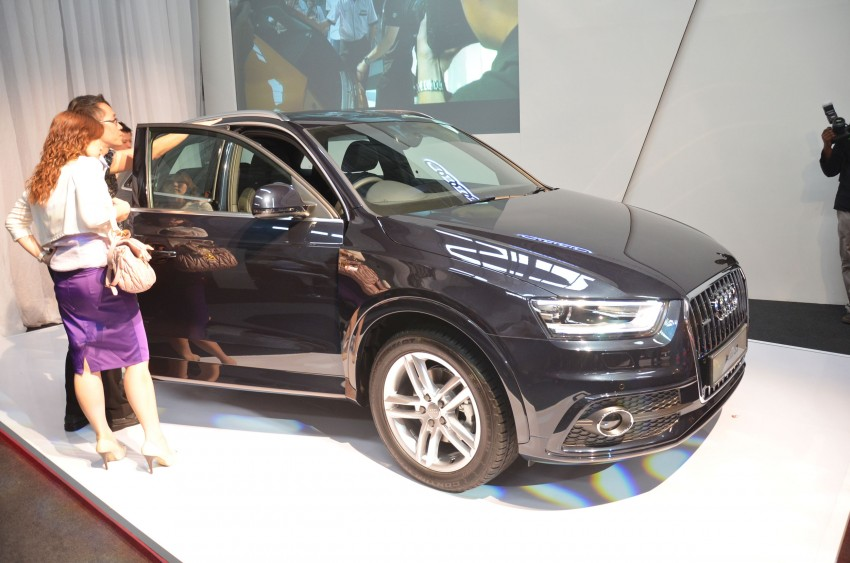 Audi Q3 launched – 2.0 TFSI, 170 hp, RM258k Image #115202