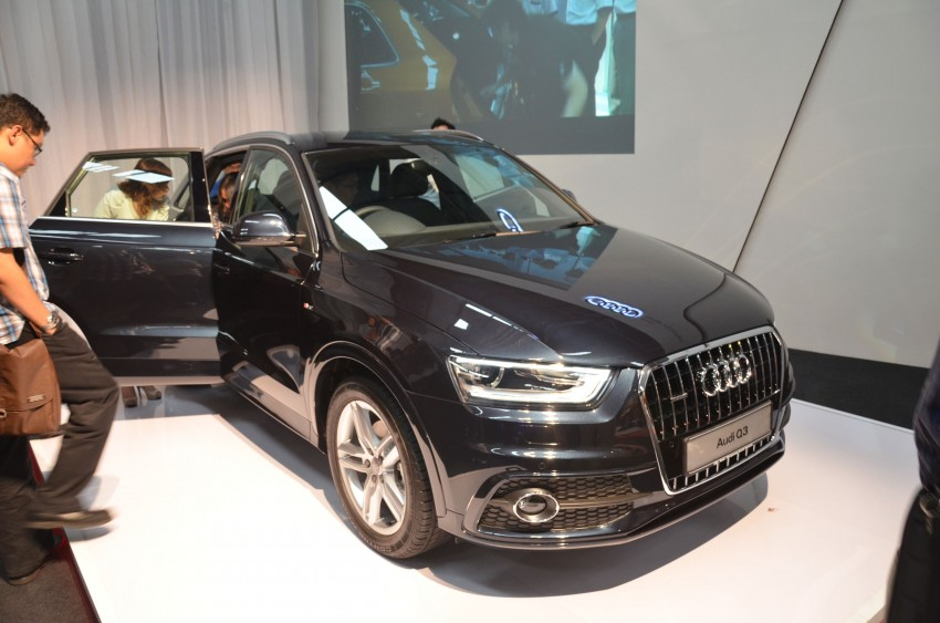 Audi Q3 launched – 2.0 TFSI, 170 hp, RM258k Image #115204