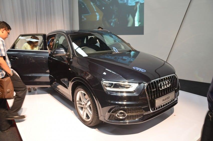 Audi Q3 launched – 2.0 TFSI, 170 hp, RM258k Image #115204