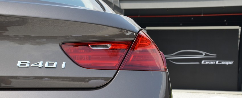 BMW 640i Gran Coupe launched: RM788,800 Image #115145