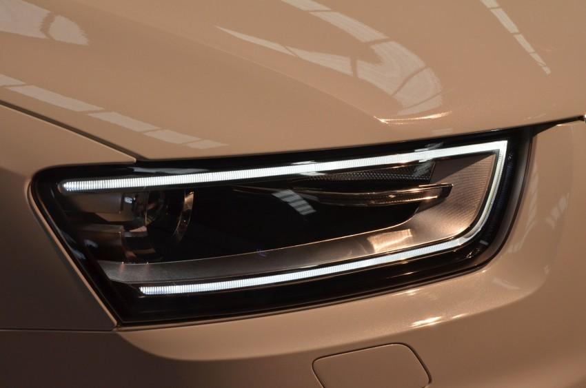Audi Q3 launched – 2.0 TFSI, 170 hp, RM258k Image #115206