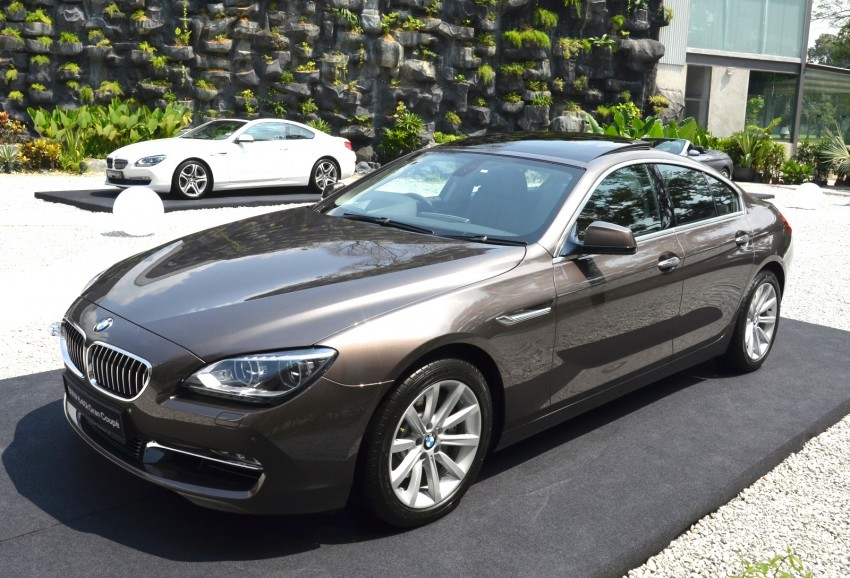 BMW 640i Gran Coupe launched: RM788,800 Image #115146