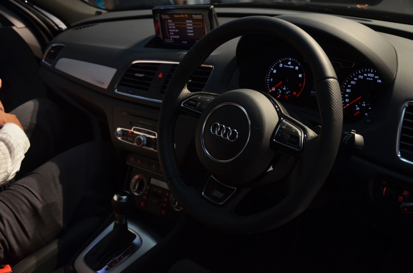 Audi Q3 launched – 2.0 TFSI, 170 hp, RM258k Image #115208