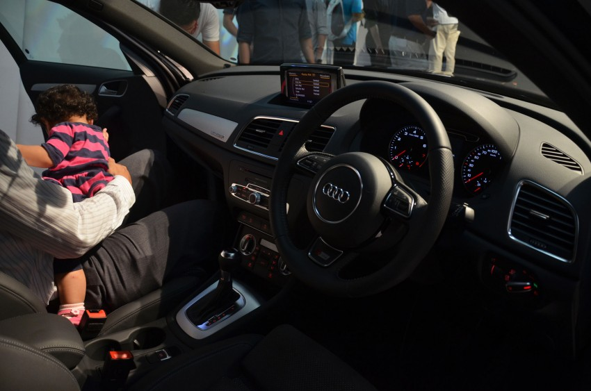 Audi Q3 launched – 2.0 TFSI, 170 hp, RM258k Image #115209