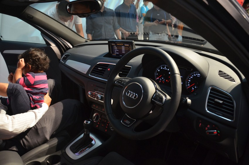 Audi Q3 launched – 2.0 TFSI, 170 hp, RM258k Image #115210
