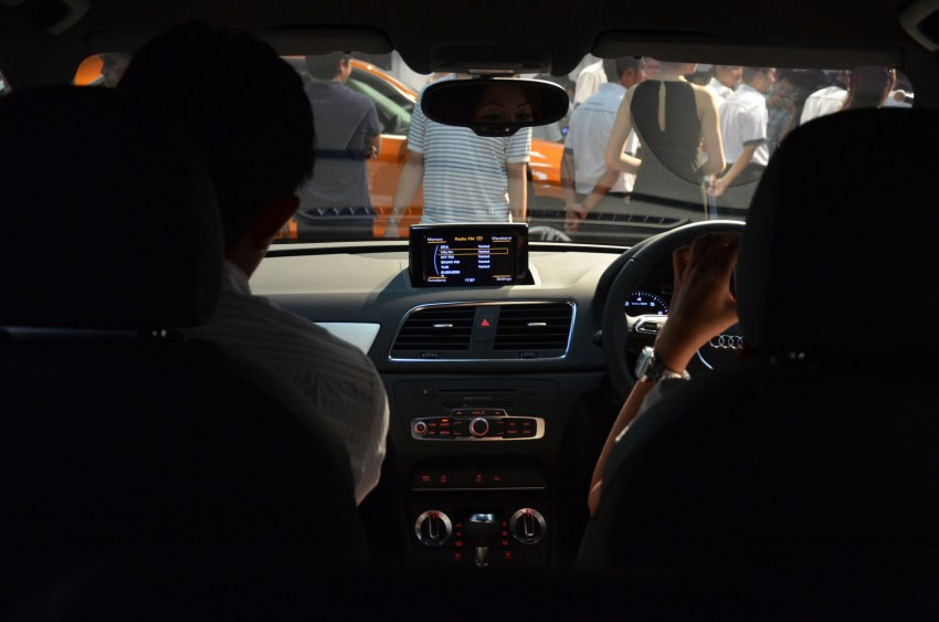 Audi Q3 launched – 2.0 TFSI, 170 hp, RM258k Image #115211
