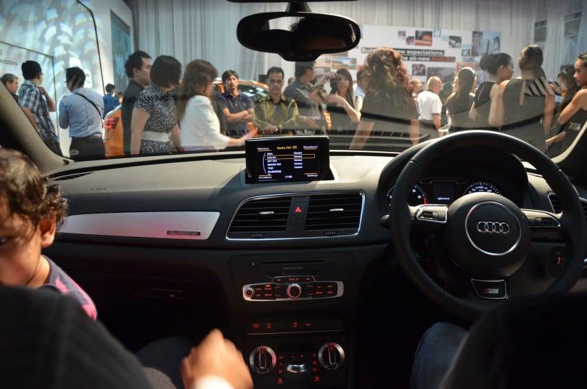 Audi Q3 launched – 2.0 TFSI, 170 hp, RM258k Image #115213