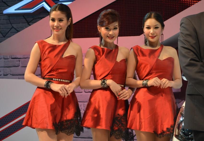 2012 Thai Motor Expo – the ladies wrap it up Image #144562