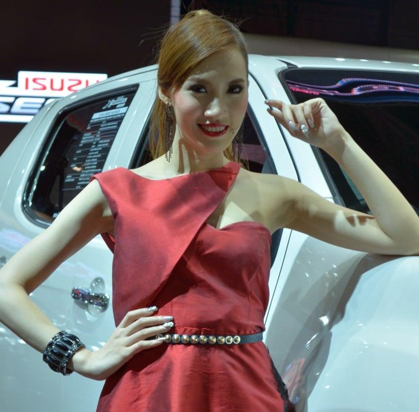 2012 Thai Motor Expo – the ladies wrap it up Image #144548