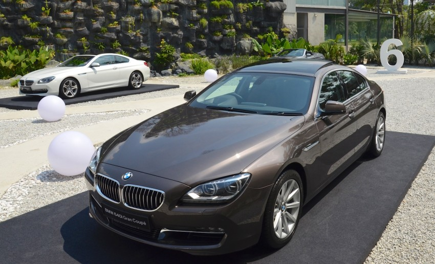 BMW 640i Gran Coupe launched: RM788,800 Image #115153