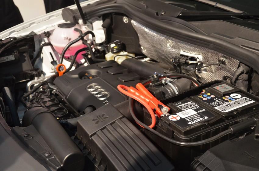 Audi Q3 launched – 2.0 TFSI, 170 hp, RM258k Image #115216
