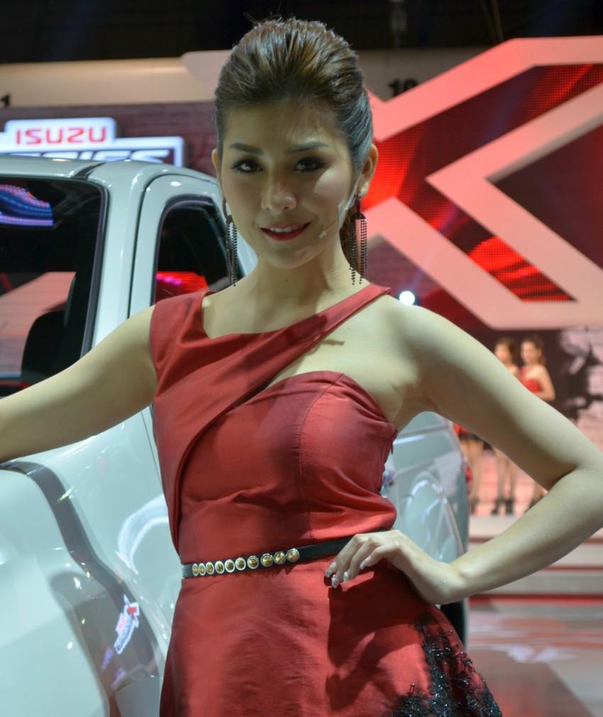 2012 Thai Motor Expo – the ladies wrap it up Image #144577