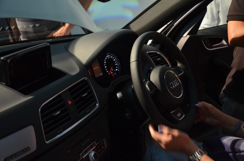 Audi Q3 launched – 2.0 TFSI, 170 hp, RM258k Image #115218