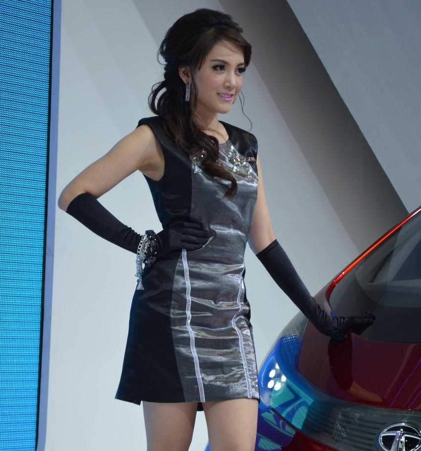 2012 Thai Motor Expo – the ladies wrap it up Image #144557