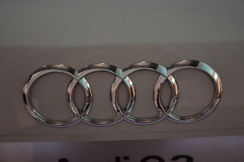 Audi Q3 launched – 2.0 TFSI, 170 hp, RM258k Image #115220