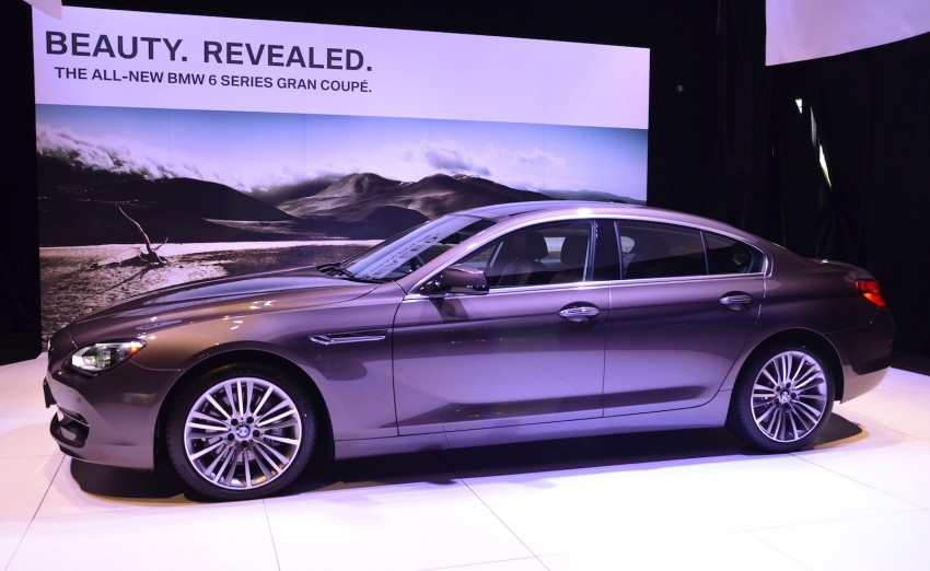 BMW 640i Gran Coupe launched: RM788,800 Image #115156