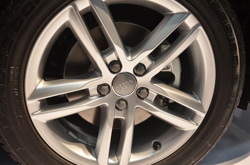 Audi Q3 launched – 2.0 TFSI, 170 hp, RM258k Image #115223