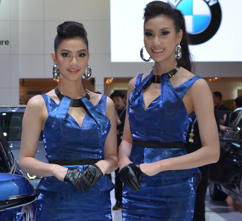 2012 Thai Motor Expo – the ladies wrap it up Image #144604