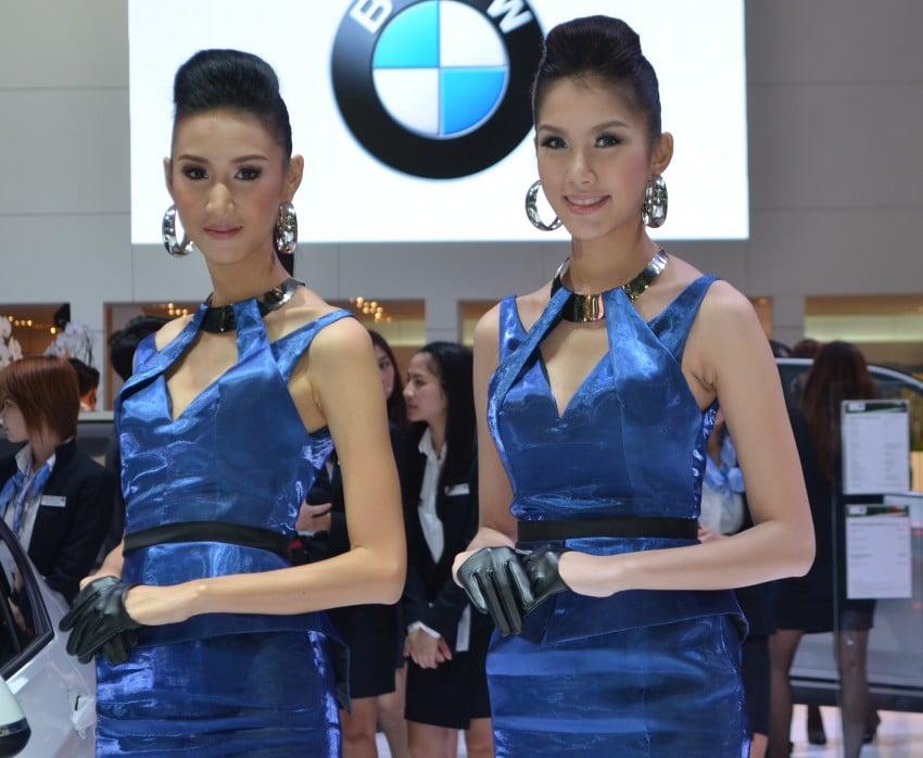 2012 Thai Motor Expo – the ladies wrap it up Image #144594
